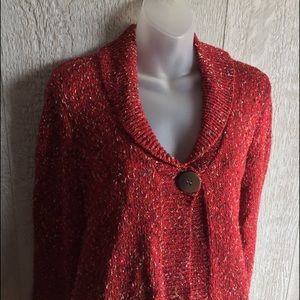 Christopher & Banks small petite women's sweater